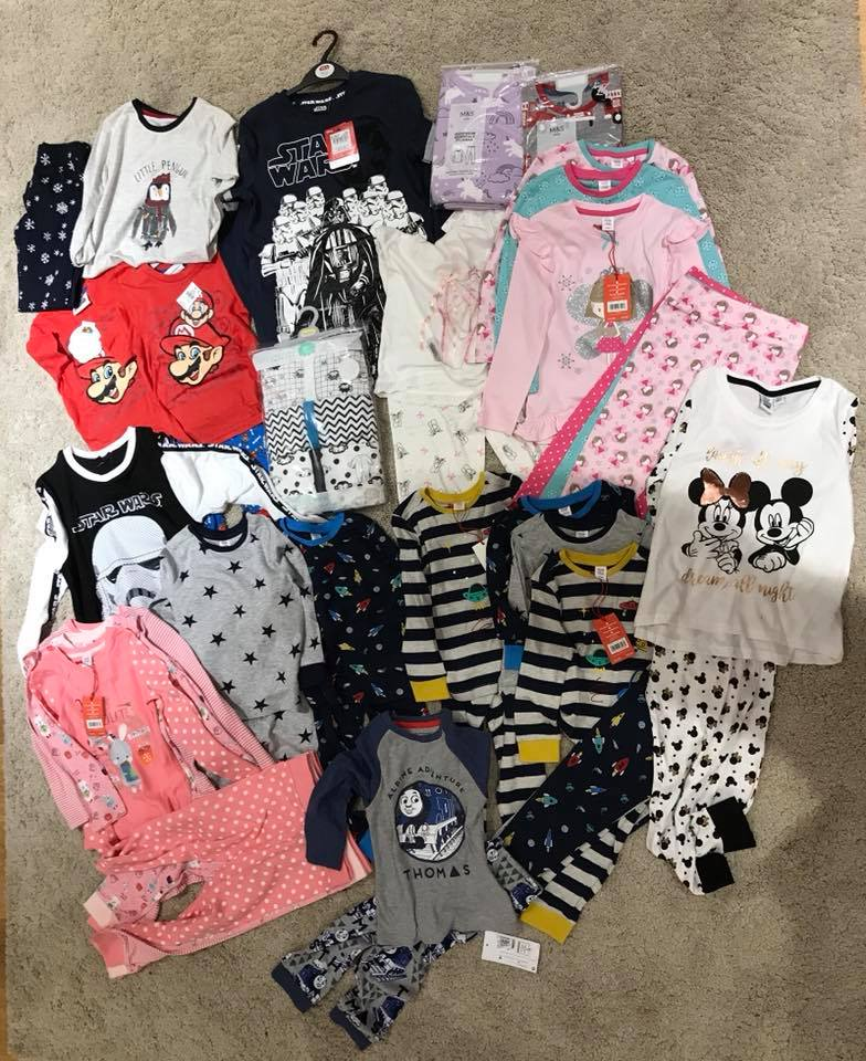 PJ Collection from AllSorts Toddler Group