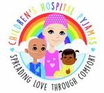 smaller logo for children's hospital pyjamas