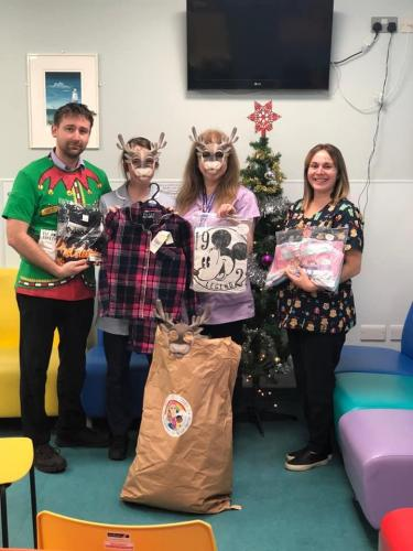 Our lovely admin Lucy dropped some of your donations off to East Surrey Hospital today. She also donated some lovely masks which were gifted to her by McDonald's in Redhill (thank you McDonald's).Lucy's first ever drop as our new admin. Welcome to the team Lucy. So happy I will have your help in the Croydon area now.